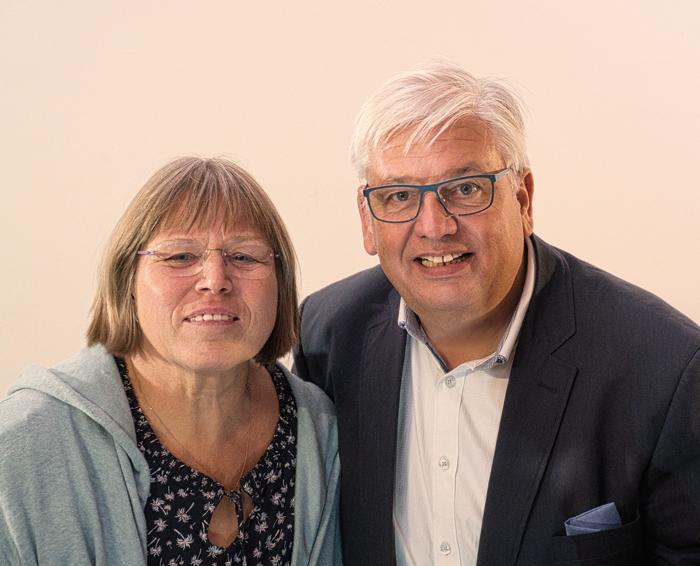 Cordula und Jochen Sprenger